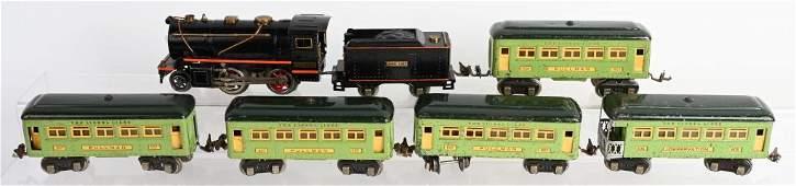 PRE-WAR LIONEL O GAUGE TRAIN SET
