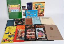LARGE LOT of TOY REFERENCE CATALOGS and MORE