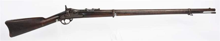 SPRINGFIELD MODEL 1868 TRAPDOOR RIFLE 50-70 GOV'T