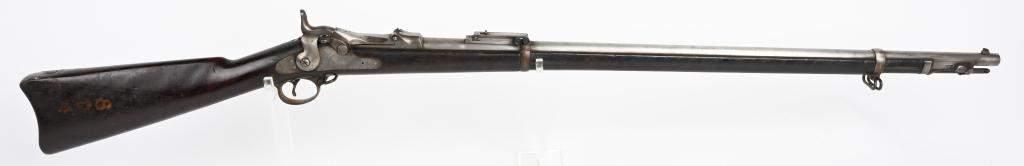 SPRINGFIELD 1888 ROD BAYONET TRAPDOOR RIFLE
