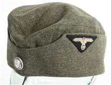 PRE WWII NAZI GERMAN SS-VT OVERSEAS CAP WW2