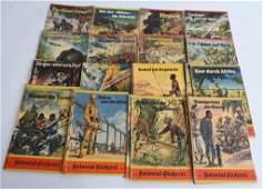 WWII NAZI GERMAN PROPAGANDA BOOK LOT OF 25 WW2