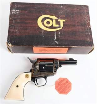 COLT SINGLE ACTION ARMY SHERIFF MODEL REVOLVER