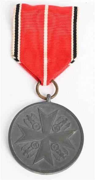 WWII NAZI GERMAN EAGLE ORDER MEDAL WW2