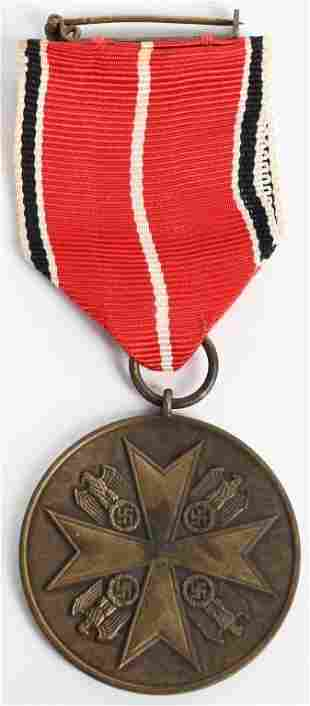WWII ORDER OF THE GERMAN EAGLE MEDAL OF MERIT WW2
