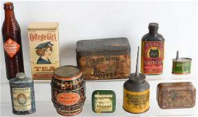 10 - VINTAGE ADVERTISING ITEMS
