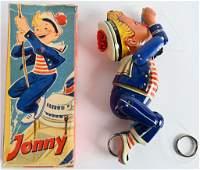 LEHMANN JONNY CLIMBING SAILOR w/ BOX