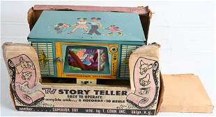SUPERIOR MICKEY MOUSE STORY TELLER w/ BOX