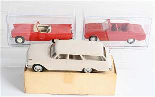 3- FORD PROMO CARS