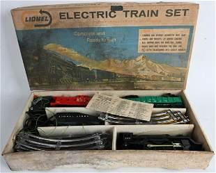 LIONEL 11620 STEAM FREIGHT TRAIN SET w/ BOX