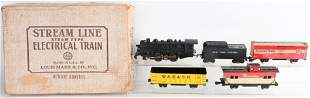 MARX ELECTRIC TRAIN SET w/ BOX