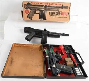 TOPPER 09 PISTOL & THUNDER BURP GUN