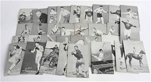 COMPLETE SET 1948 CHICAGO EXHIBIT CARDS (32)