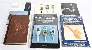 IMPERIAL GERMAN REFERENCE BOOK OF PIPES LOT