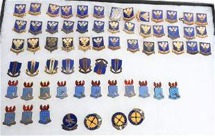 WWII US ARMY AIR CORPS DISTINGUISHED UNIT INSIGNIA