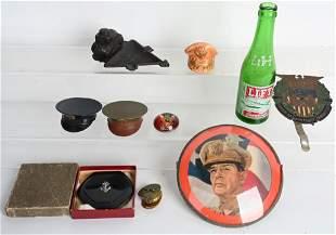 WWII US ARMY NAVY HOMEFRONT PATRIOTIC PINS BROOCH