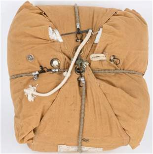 WWII IMPERIAL JAPANESE CARGO PARACHUTE WW2