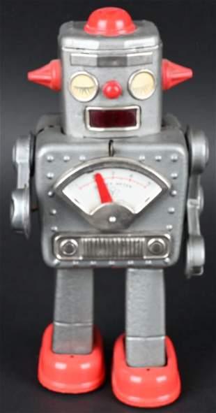 YONEZAWA TIN WINDUP WINKY ROBOT