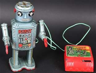 MT BATTERY OP R-35 ROBOT