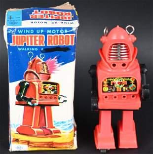 KO WINDUP JUPITER ROBOT w/ BOX