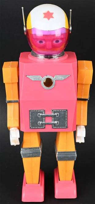 CRAGSTAN BATTERY OP ZERO OF SPACE ROBOT