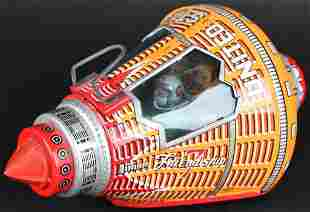 SH TIN FRICTION FRIENDSHIP 7 SPACE CAPSULE