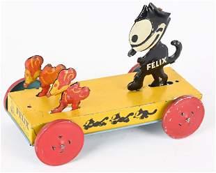 NIFTY FELIX THE CAT PLATFORM TOY