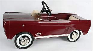 1965 FORD MUSTANG 535 AMF PEDAL CAR