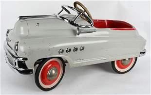 MURRAY 1950's BUICK TORPEDO PEDAL CAR