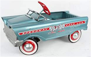 MURRAY SPEEDWAY PACE CAR PEDAL CAR