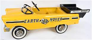 MURRAY EARTH MOVER PEDAL CAR