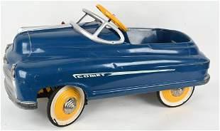 MURRAY 1950'S COMET PEDAL CAR