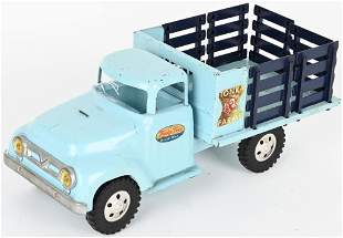 TONKA FARMS STAKE BED TRUCK