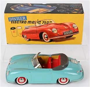 DISTLER ELECTRO MATIC 7500 PORSCHE w/ BOX