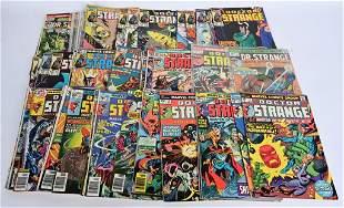 65- DR STRANGE & MARVEL PREMIER COMIC BOOKS