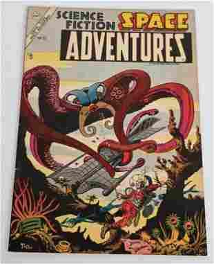 SPACE ADVENTURES #11 COMIC BOOK