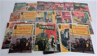 24- VARIOUS COMIC BOOKS