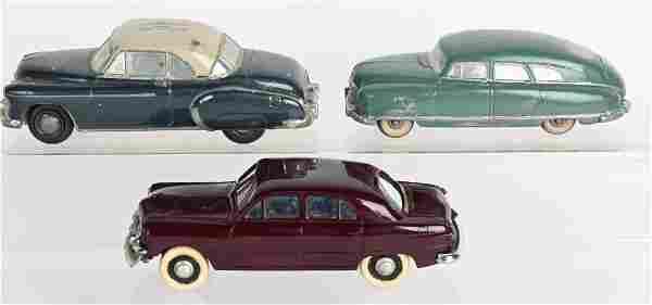 1949 NASH AIRFLYTE & 1950 CHEVROLET BANK PROMO CAR