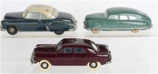 1949 NASH AIRFLYTE & 1950 CHEVROLET BANK PROMO CAR