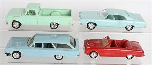 4- FORD PROMO CARS
