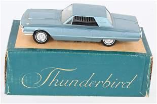 1964 FORD T-BIRD RADIO PROMO CAR From WORLDS FAIR