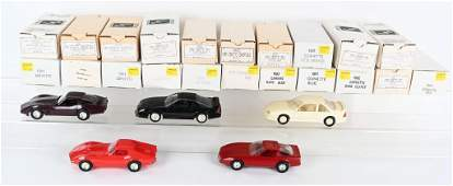 21- 1970s-90s CHEVROLET PROMO CARS MIB