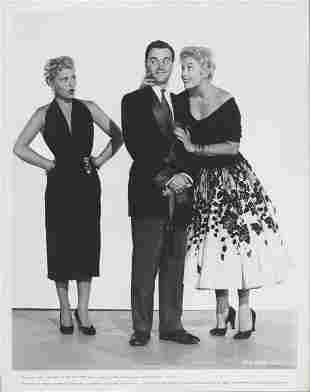 KIM NOVAK ORIGINAL FILM STILLS 1954-56 - LOT OF 68