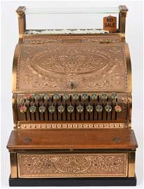 NATIONAL CASH REGISTER MODEL 324, MFG 1916