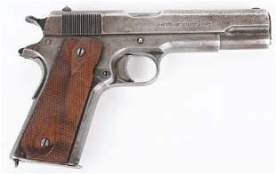 COLT 1915 US PROPERTY MODEL 1911 .45 PISTOL