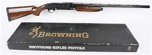 BOXED BROWNING BPS DELUXE SHOTGUN