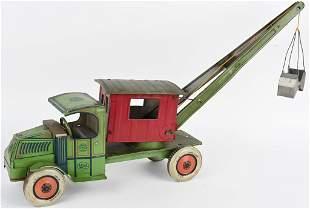 CHEIN HERCULES 1920's MACK SHOVEL TRUCK