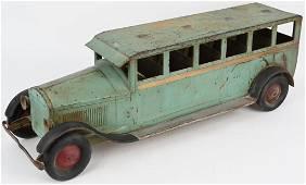 1926 TURNER PRESSED STEEL BUS