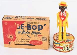 MARX WINDUP BE BOP JIVIN JIGGER W/ BOX