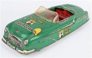 MARX TIN DICK TRACY SQUAD CAR